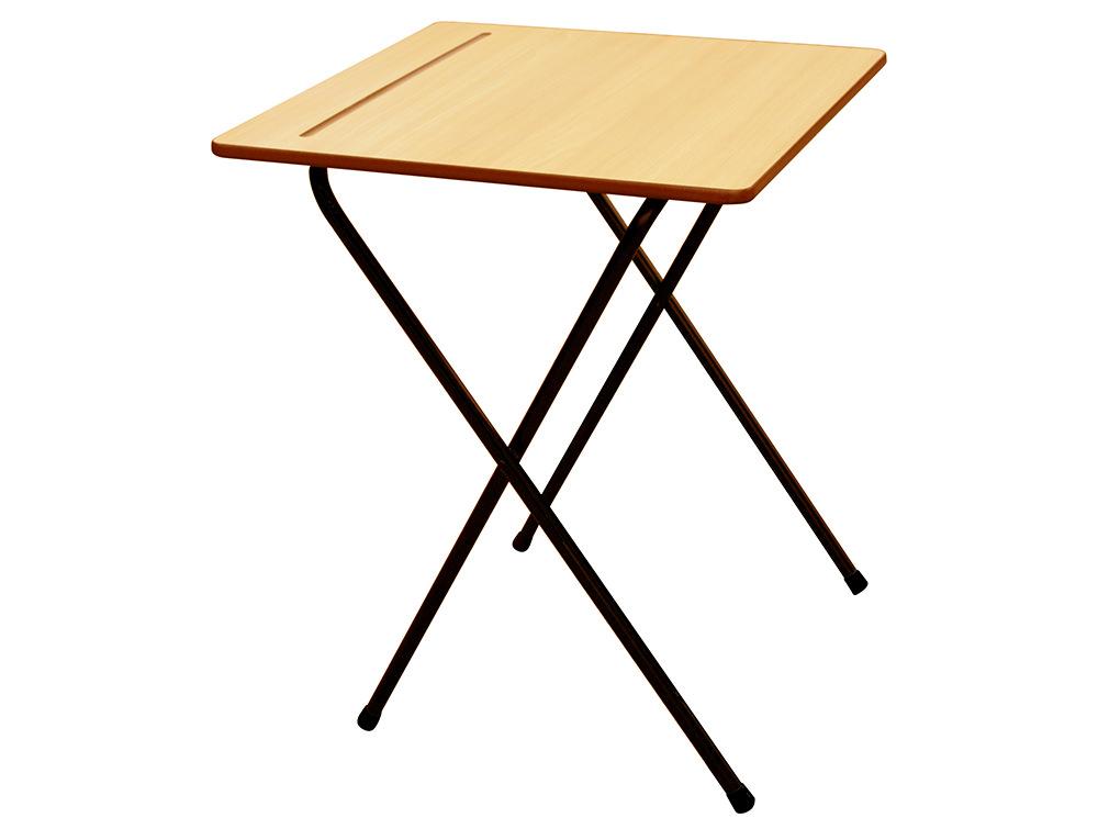 Zlite Secondary School Premium Exam Desk with Folding Legs