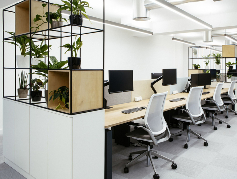 Zoning-Open-Space-Dividers-with-White-High-Cupboard-Chair-and-Desk
