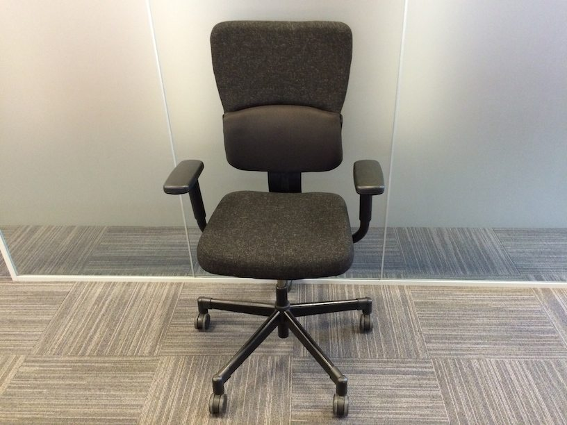 reupholstering an office chair. reupholstering an office chair
