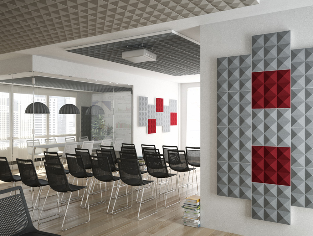 How Acoustic Panels Create Privacy Amp Reduce Office Noise