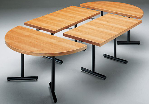modular boardroom table