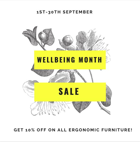 wellbeing month September Radius Office