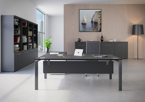 buronomic-black-executive-desk-with-black-office-bookcase-and-cupboards-500x350