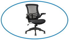 High Quality Home Office Chairs Affordable Ergonomically Designed Desk Chairs
