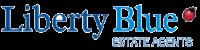 liberty blue estate agents logo