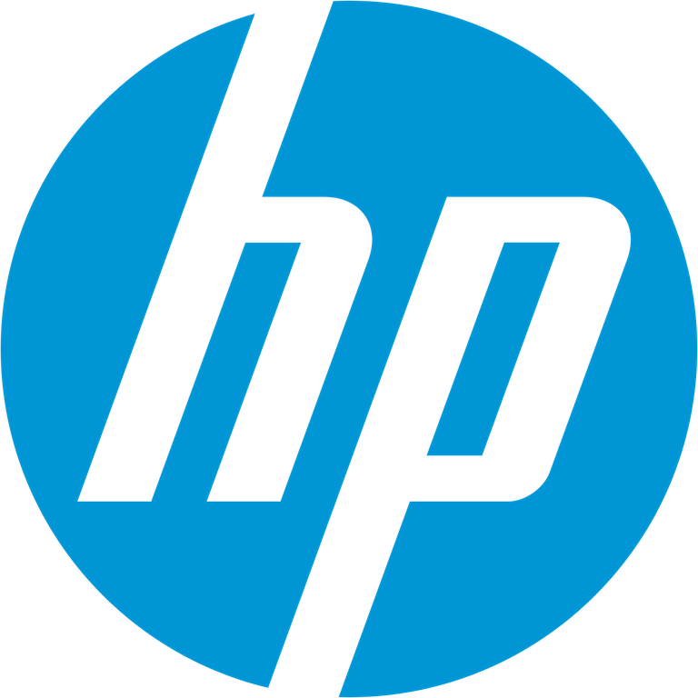 Logo for HP Computers