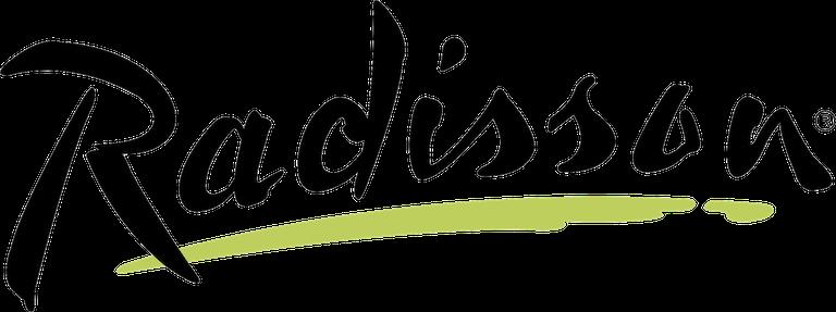 Logo for Radisson Hotel