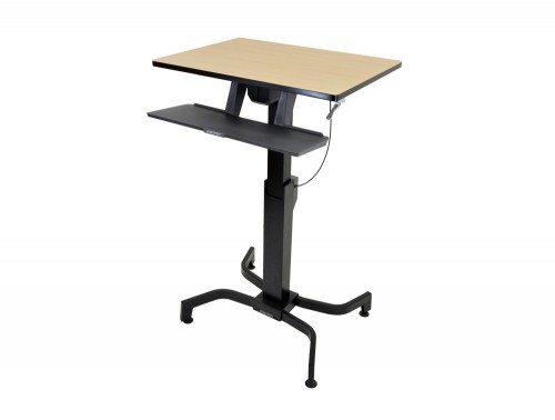 Ergotron WorkFit PD Sit Stand Desk