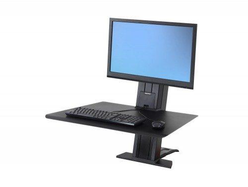 Ergotron WorkFit-SR Sit Stand Workstation