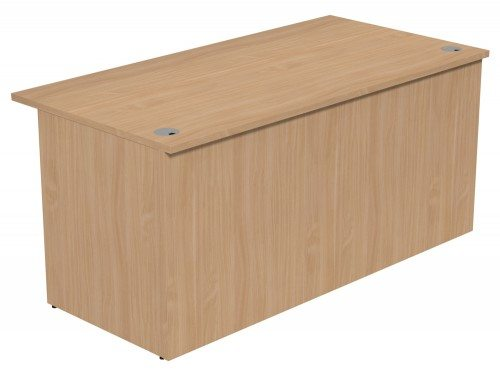 Ashford Modular Reception Desk 1600-BE in Beech