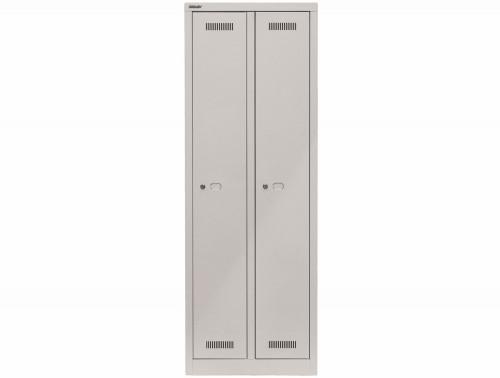 Bisley Monobloc Double Column 2 Door Front