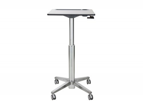 Ergotron LearnFit Adjustable Standing Desk Front Angle