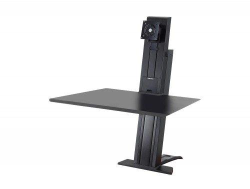 Ergotron WorkFit-SR Sit Stand Workstation without screen