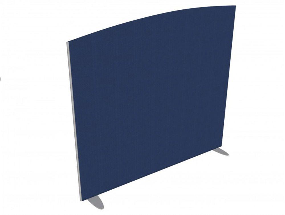 Jump Freestanding Screen Curved
