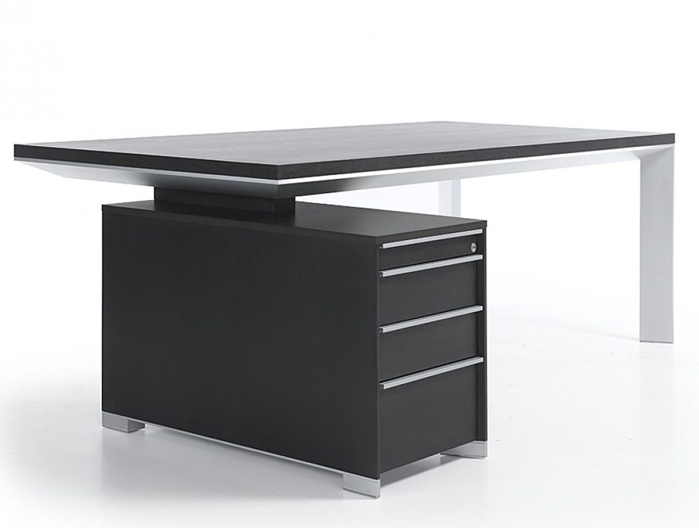 IN Executive Office Desk with Drawers