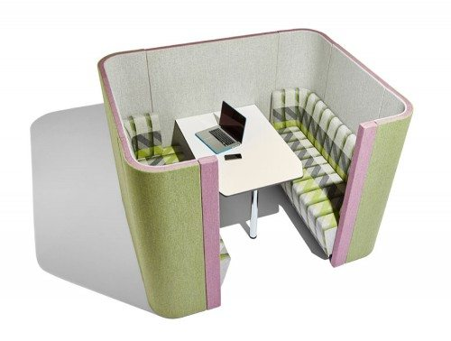Identity StudioBooth Acoustic Office Pods 1