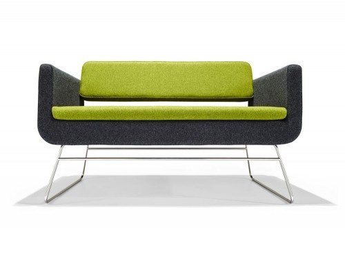 Identity Unos Soft Seating Range Front Angle