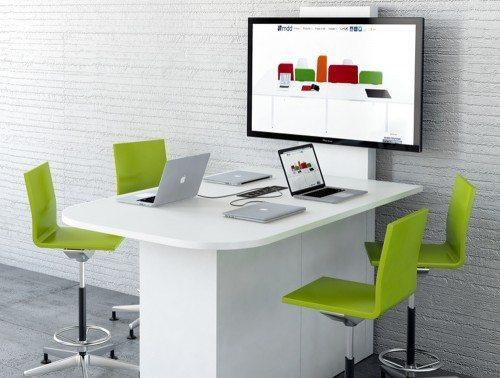 MDD Meeting Room Multimedia Station