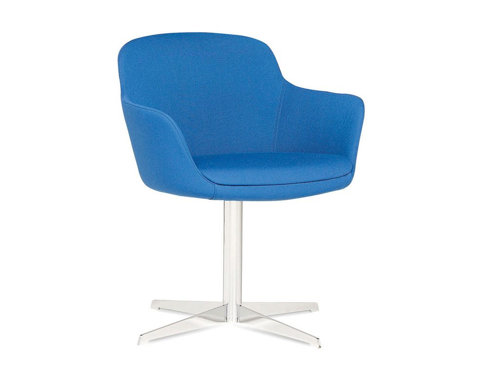 Norma Tub Chair with 4-Star Base