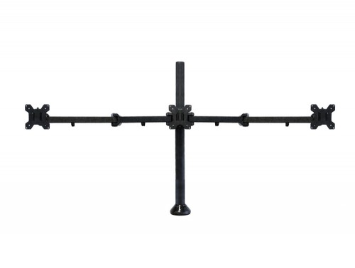 Metalicon Triple Screen Monitor Arm Black PMA323