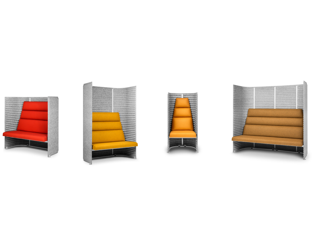 Noti SoundRoom Seating Range