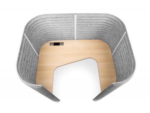 Noti SoundRoom Series Small Desk Room Overhead
