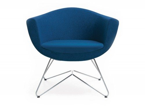 Sorriso Wireframe Conference Armchair