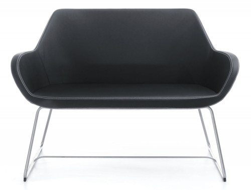 Profim Fan Sofa Front Angle