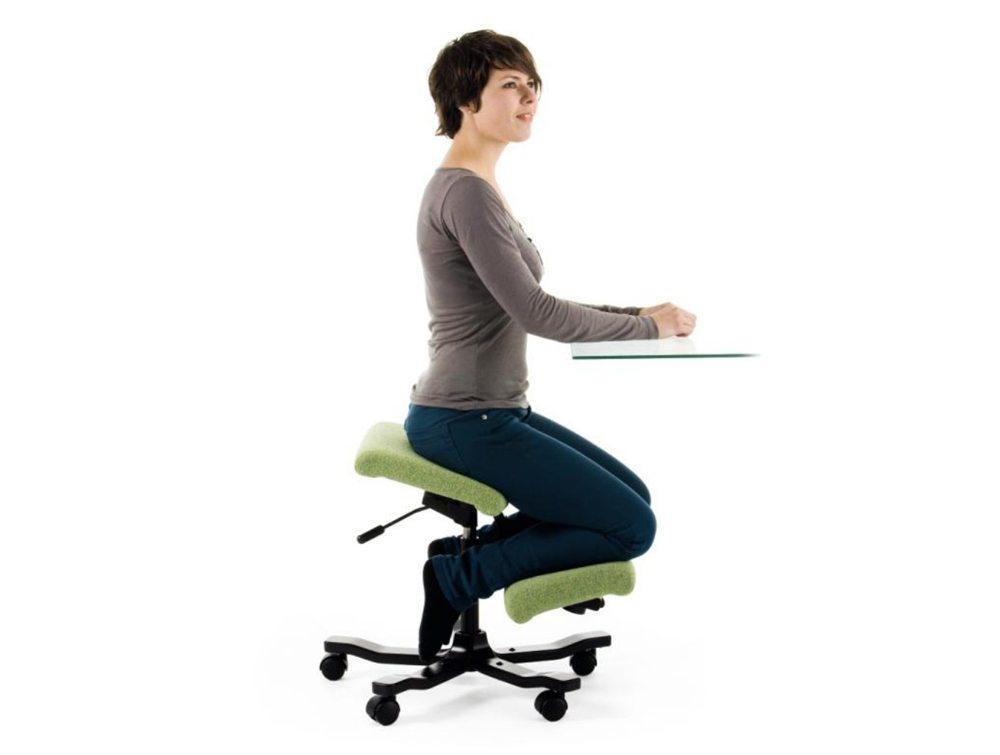 Varier Wing Balans Kneeling Chair Radius Office Uk