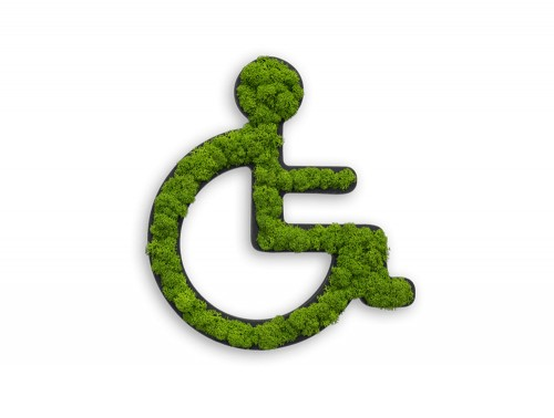 styleGreen-Pictogram-Green-Moss-Disabled-Toilet-Sign-with-Reindeer-Moss